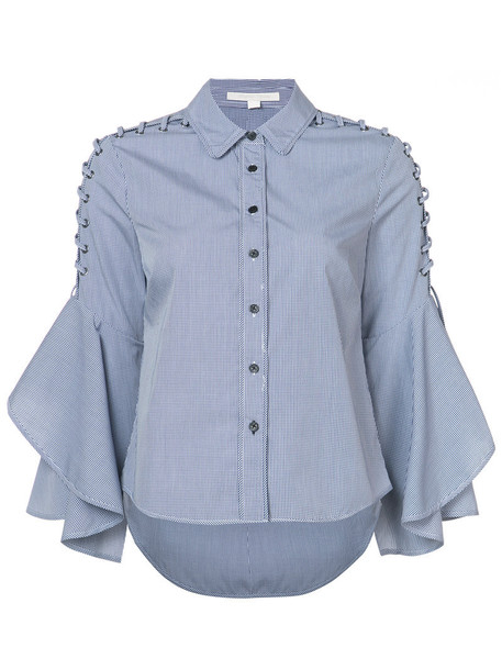 Jonathan Simkhai shirt women cotton top