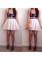 Chiffon short skirt