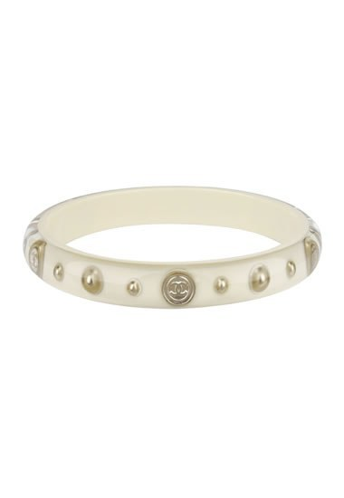 revendeur cd30e b1da9 Bijoux : bracelet - Chanel - Mode femme : mode été - défilé mode -  tendance mode - Joyce.fr