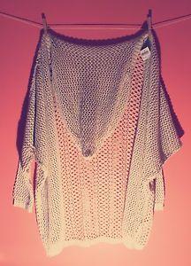 Brandy Melville Knit Cardigan | eBay