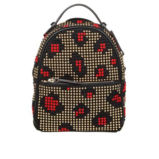 Les Petits Joueurs women bag shoulder bag black
