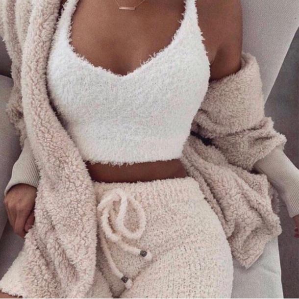 pajamas fleece