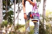 bag,aztec,boho,bohemian,summer,beach,purse,colorful