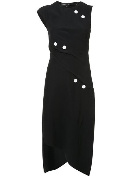 Proenza Schouler dress short women spandex black