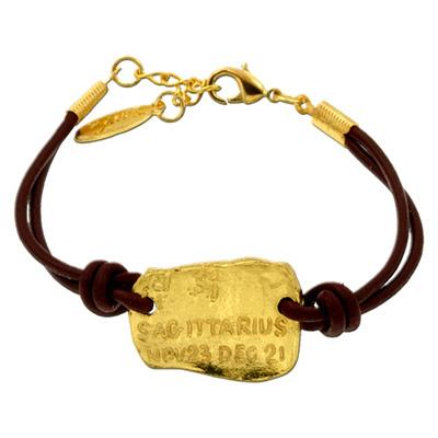 Ettika zodiac leather bracelets