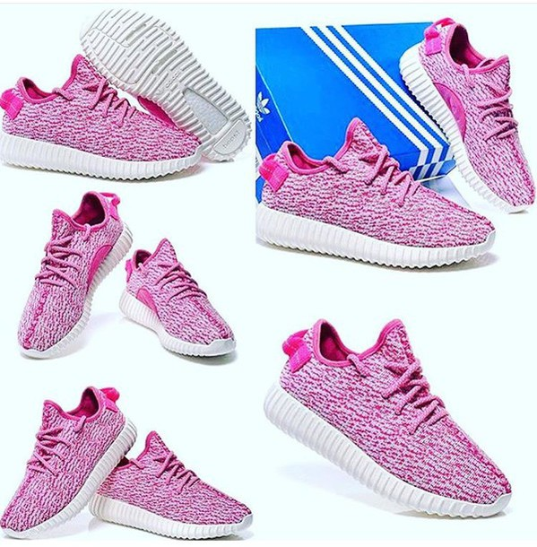 44da8bdbe9e72 shoes adidas yeezy pink adidas shoes