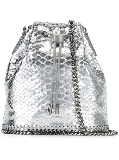 Stella McCartney mini metallic bag