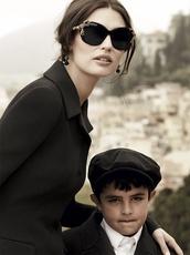 sunglasses,dolce & gabbana sunglasses,black gold sunglasses,embellished sunglasses,big sunglasses