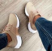 shoes,nike shoes,nike,nike running shoes,khaki,tan/ khaki colour