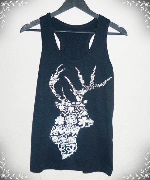 shirt rock teen ladies tank top harry potter tank top harry potter ladies teen women women tank top black cotton blouse fashion tshirt teens animal deer teen lady tank shirt deer skull deer singlet sleeves harry styles tattoo deer tank top tank top tank top black singlet top singlet shirt lady style animal animal shirts animal shirt animal tank top clothing flower