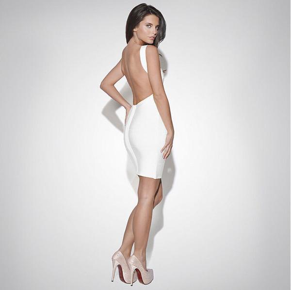 Bella Bandage Dress   Outfit Made