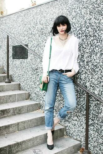 mahayanna blogger blouse