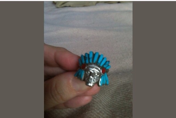 jewels indian feathers ring turquoise jewelry native american