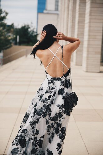 dress open back open back dresses backless backless dress maxi dress floral floral dress floral maxi dress sexy sexy dress