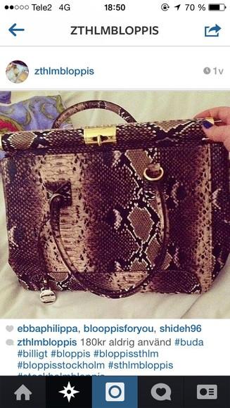 snake print snake bag snake bag snake skinn
