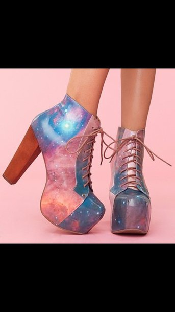 shoes galaxy shoes