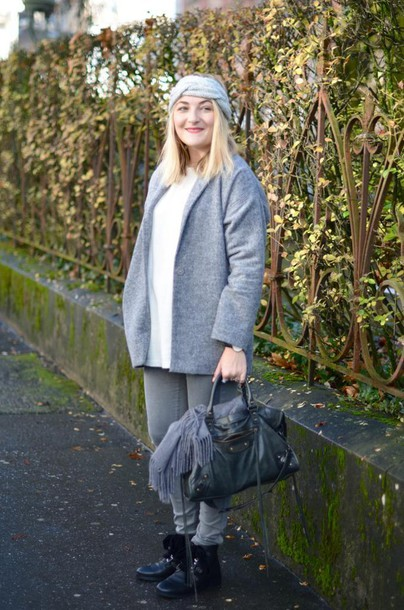 paris grenoble blogger grey