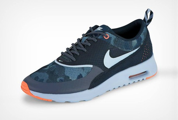 camouflage armory military nike air max thea