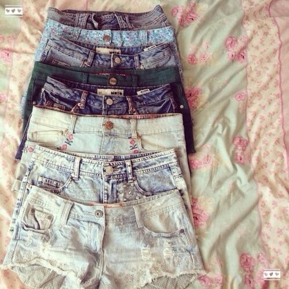 shorts short denim denim shorts highwaisted shorts cut off shorts high waisted short