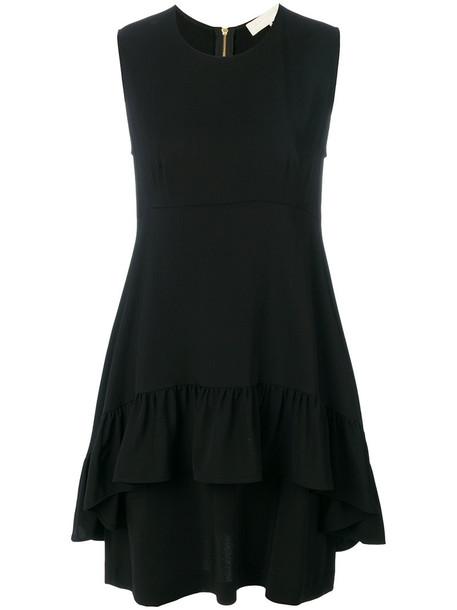 L'Autre Chose dress women spandex black