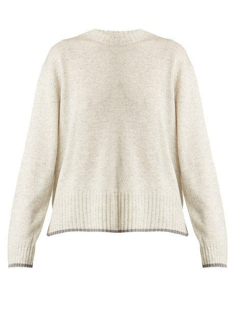 MORGAN LANE sweater light grey