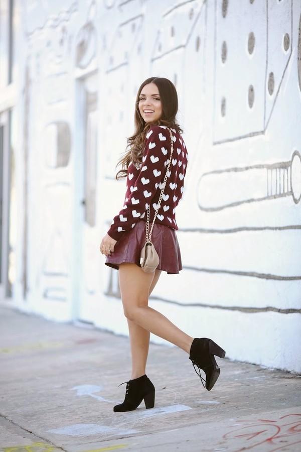 nany's klozet sweater skirt shoes bag jewels