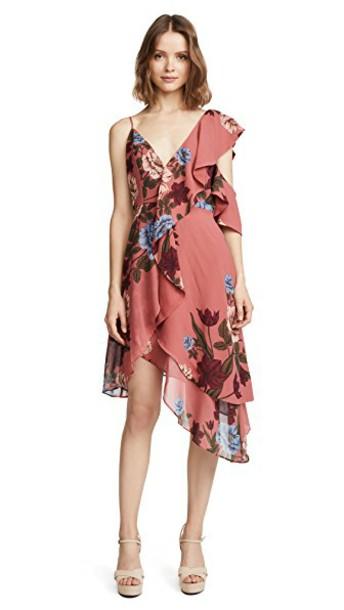 Keepsake dress floral