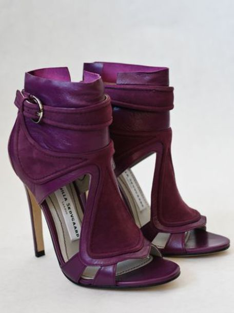 shoes luxury burgundy high heels high heel sandals wrap around ankle sandals purple gladiators buckle  heals