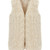 Dayna Fur Gilet   Outfit Made