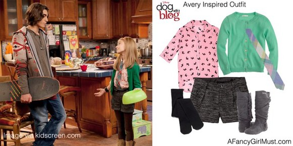 shorts shirt shoes black blouse avery jennings g hannelius dog with a blog pink socks turquoise sweater scarf