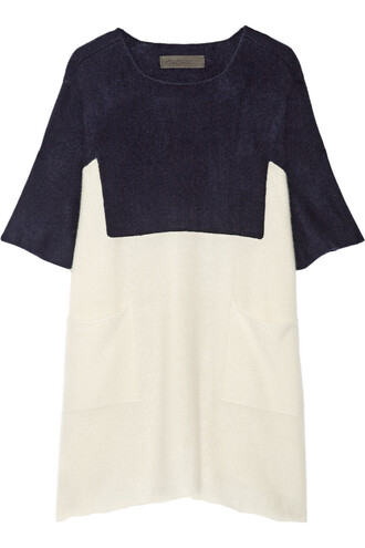 tunic navy top