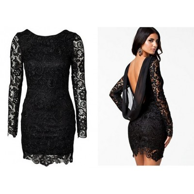 2015 Summer Bodycon Dress Hot Fashion Elegant Women's Dress V-neck