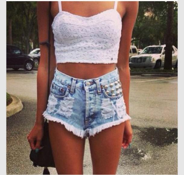 shirt bag jeans