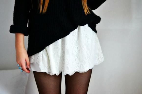 white skirt skirt white skirts lace skirt white lace skirt winter skirt winter outfits winter clothes