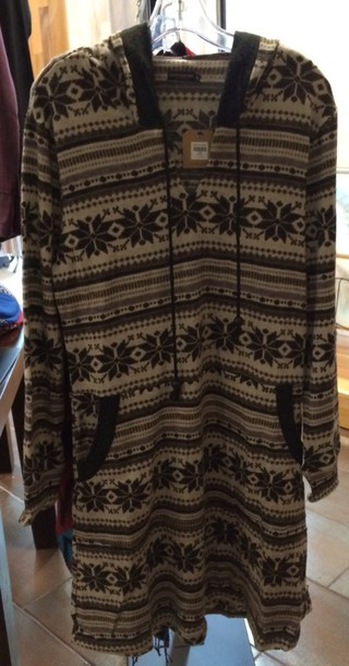 sweater earthbound trading company hippie fashion bohemian sweater patterned sweater