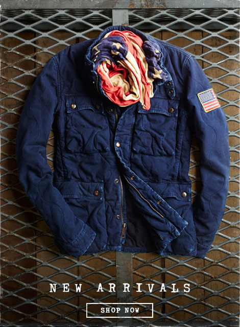 Denim & Supply | Men's Clothing | Ralph Lauren