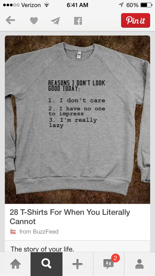 quote on it sweats sweatshirt pinterest