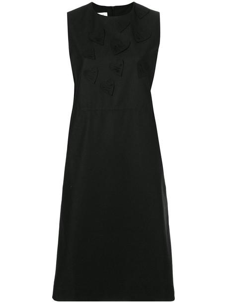 Jimi Roos dress women love spandex cotton black