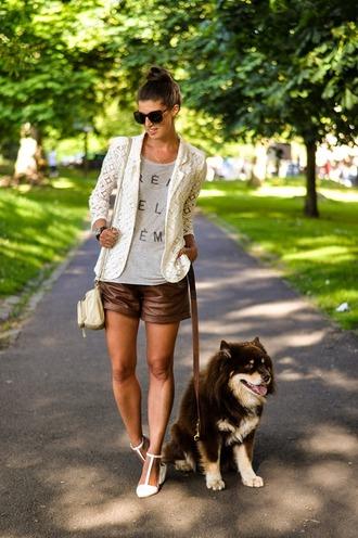 thank fifi jacket t-shirt shorts shoes jewels bag coat