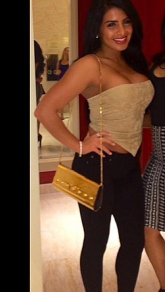 gold gold dress clubwear halter tops sexy shirt sleeveless