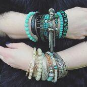 jewels,cherry diva,boho,boho chic,bohemian,bohemian bracelet,boho bracelet,bracelets,stacked bracelets,stacked jewelry,stacked jewellery,stacking bracelets,stacking bracelet,gold bangles,silver bangle,quirky jewellery,gypsy,gypsy jewelry,tribal jewelry