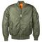 Ma-1 w flight jacket | alpha industries