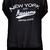 Camiseta FiveBlu New York Preta - Compre Agora | Dafiti