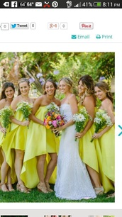 dress,yellow dress pink dress,yellow dress,wedding dress,purple dress,orange dress,bridesmaid
