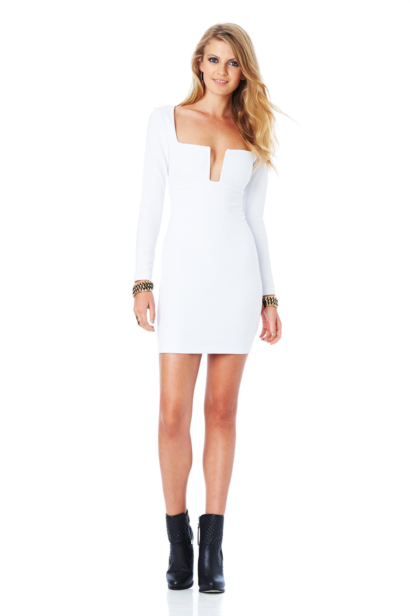 White Stadium Winter Edition : Buy Designer Dresses Online at Nookie