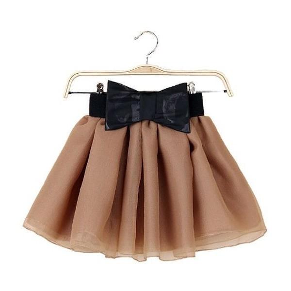 Mini Skirt - Polyvore