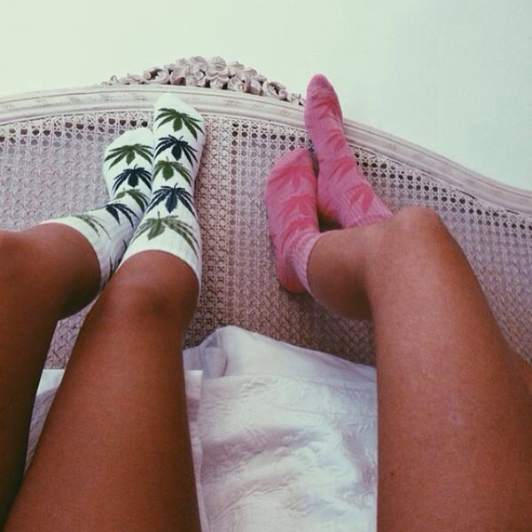 shoes weed socks marajuana socks