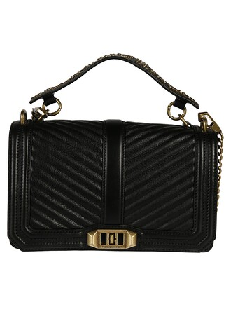 love bag shoulder bag black