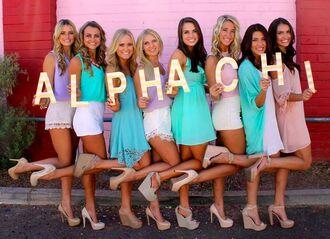 top blue dress shirt blouse white lace cute shorts lavender
