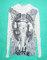 Wrinkled hoodies om shirt elephant t shirt hood elephant original shirt size m/l xl hindu tee white long sleeve wrinkled tshirt for unisex
